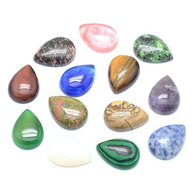 Кабошоны Натуральный Камень
