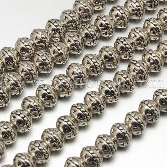 Применение металлических бусин как фурнитуры для создания украшений