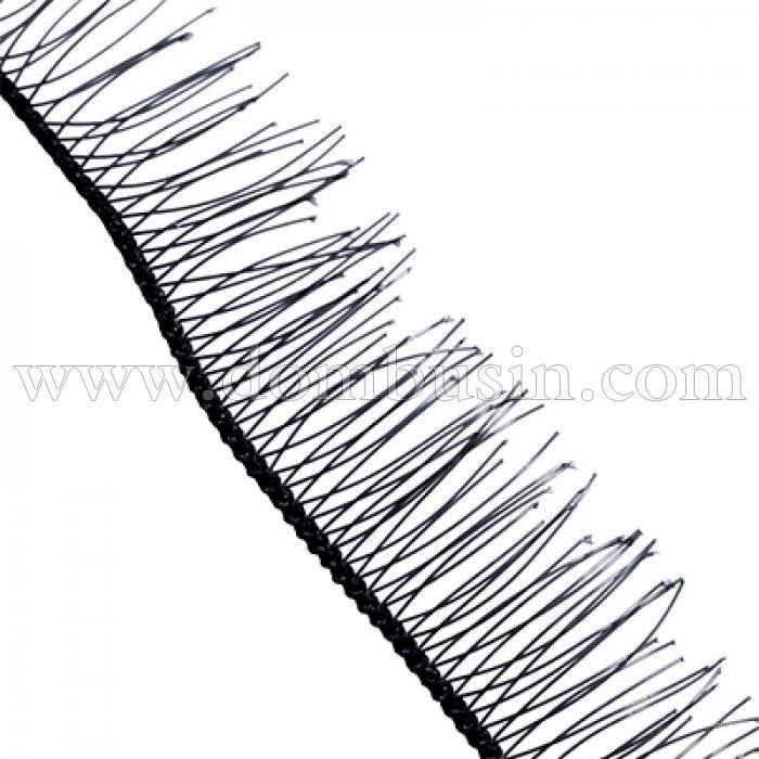 Реснички для Игрушек, Длина: 20 см, (УТ0010119), Черный